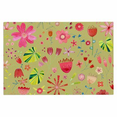 Wild Meadow Doormat
