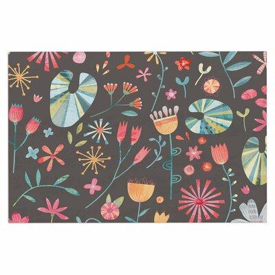 Wayside Flowers Doormat