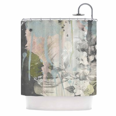 True Mixed Media Shower Curtain