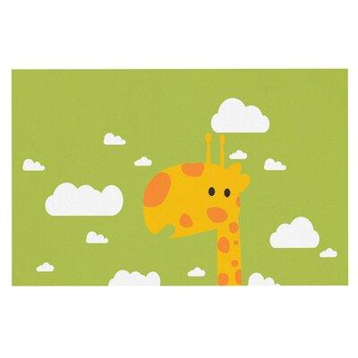 Baby Giraffe Doormat