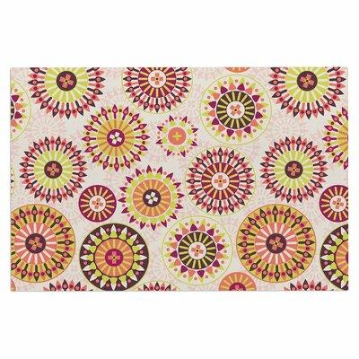 Mandala Floral Doormat