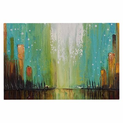 'Twilight Imaginings' Copper Decorative Doormat