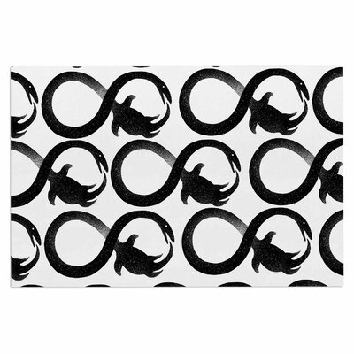 Elasmosaurus Fantasy Decorative Doormat