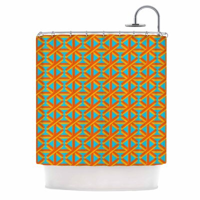 Topao Shower Curtain