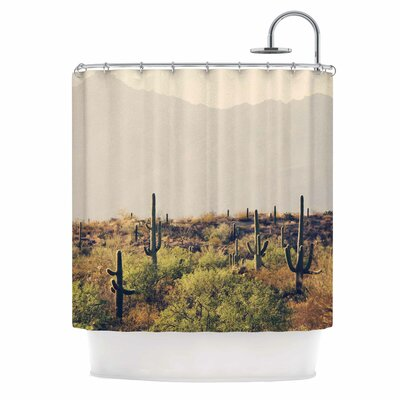 Desert Landscape 5 Photography Shower Curtain