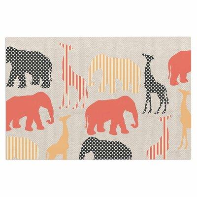 Zoo Doormat