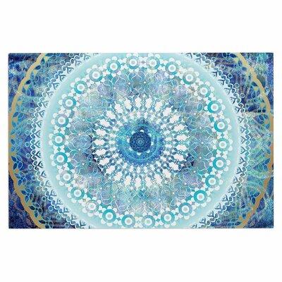 Ornate Boho Mandala Doormat