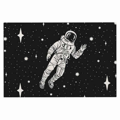 Space Adventurer Fantasy Decorative Doormat