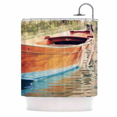 Venetian Boat Shower Curtain