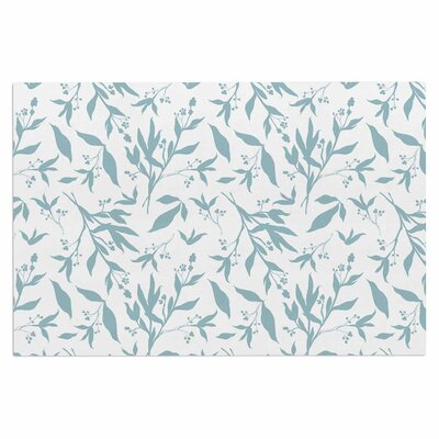 Leafy Silhouettes Doormat