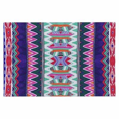 Folk Tribal Ethnic Tribal Decorative Doormat