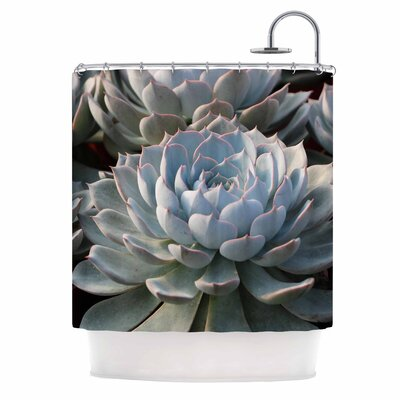 Succulent Love Shower Curtain