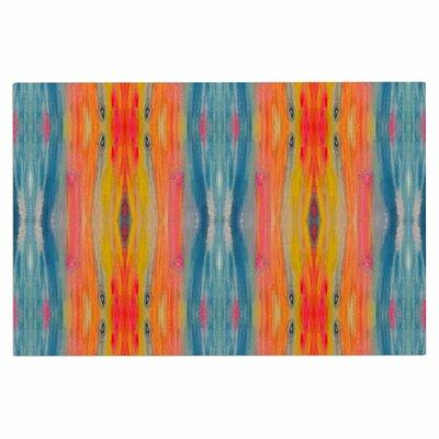 Boho Tie Dye Doormat