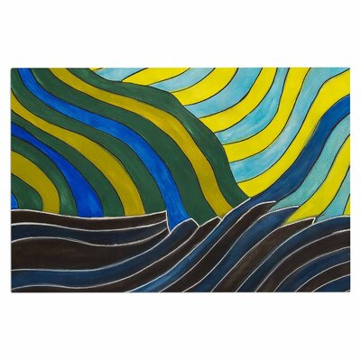 Desert Waves Doormat
