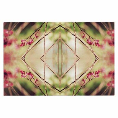 Pink Spangles No.10 Doormat