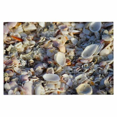 Seashells on the Beach Doormat