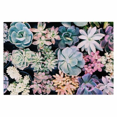Succulent Gathering Doormat