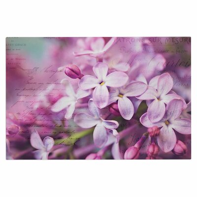 French Lilacs Doormat