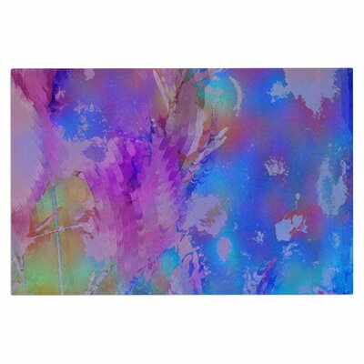 Painterly Foliage Series 3 Doormat