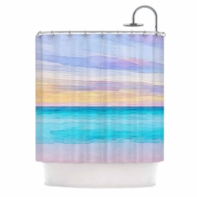 Las Terrenas Shower Curtain