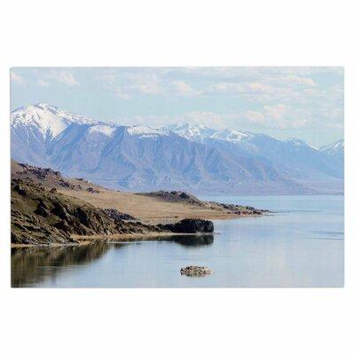 Mountain Reflection Doormat