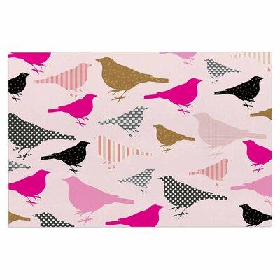 Chirp Bird Decorative Doormat