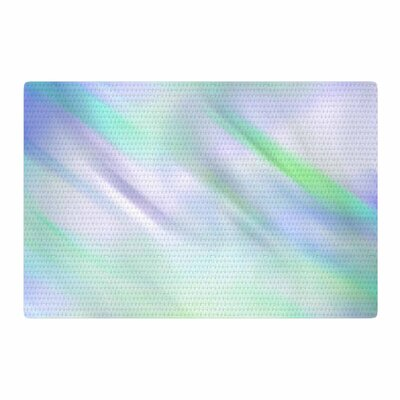 Alison Coxon Mermaids Dream Green/Purple Area Rug Rug Size: 2 x 3