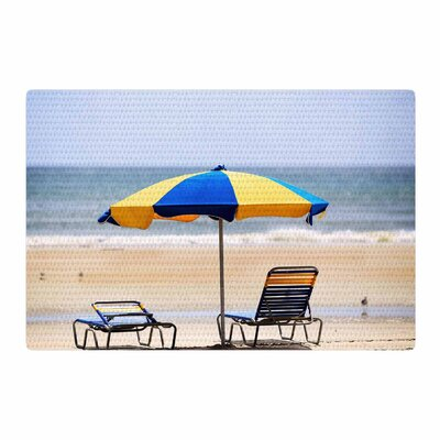 Angie Turner Umbrella Photography Coastal Area Rug Rug Size: 2 x 3