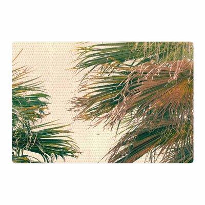Ann Barnes Summer Lovin Green/Pink Area Rug Rug Size: 2 x 3