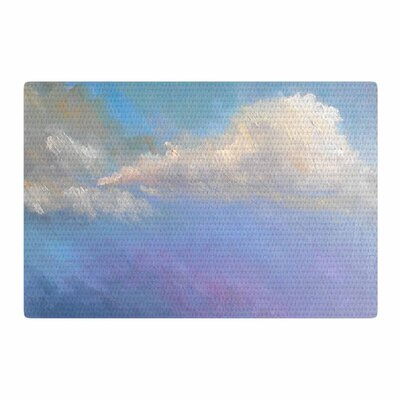 Carol Schiff Heading Out Blue/Nature Area Rug Rug Size: 4 x 6