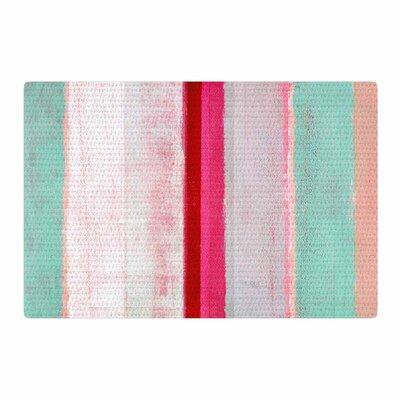 CarolLynn Tice Higher Pink/Mint Area Rug Rug Size: 4 x 6
