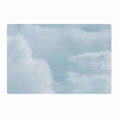 Chelsea Victoria Blue Afternoon Photography Blue Area Rug Rug Size: 2 x 3