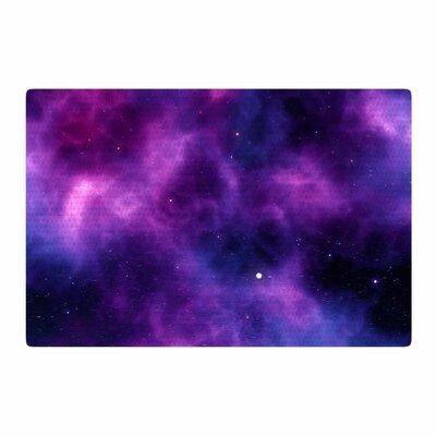 Chelsea Victoria Infinity Fantasy Purple Area Rug Rug Size: 2 x 3