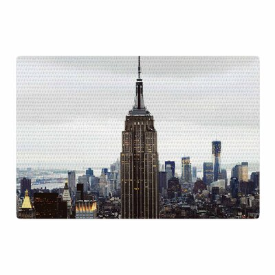 Chelsea Victoria New York Stories Travel Urban Area Rug Rug Size: 4 x 6