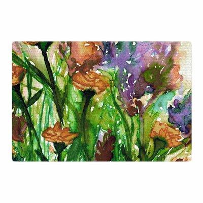 Ebi Emporium Floral Insurgence 6 Pink/Purple Area Rug Rug Size: 4 x 6