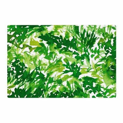 Ebi Emporium Green Area Rug Rug Size: 2 x 3