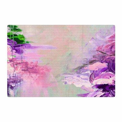 Ebi Emporium Winter Dreamland 4 Pink/Purple Area Rug Rug Size: 2 x 3