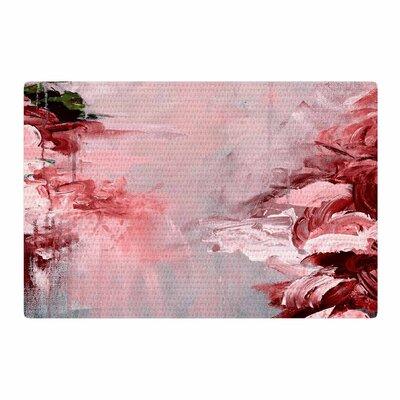 Ebi Emporium Winter Dreamland 5 Red/Gray Area Rug Rug Size: 2 x 3