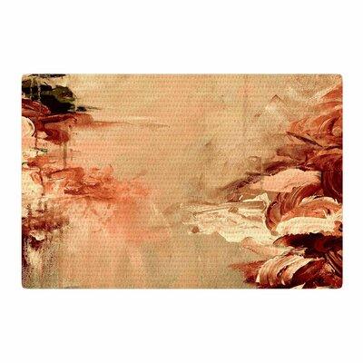 Ebi Emporium Winter Dreamland 7 Orange/Maroon Area Rug Rug Size: 2 x 3