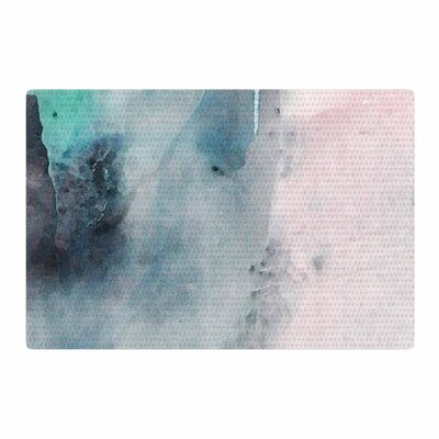 Iris Lehnhardt Abstract Color Painting Pastel Area Rug Rug Size: 4 x 6