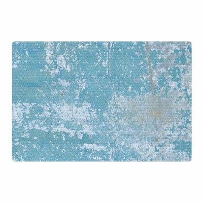 Jennifer Rizzo Galvanized Blue Area Rug Rug Size: 2 x 3