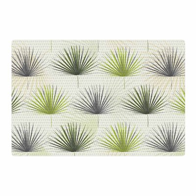 Julia Grifol My Holidays Time Green Area Rug Rug Size: 4 x 6