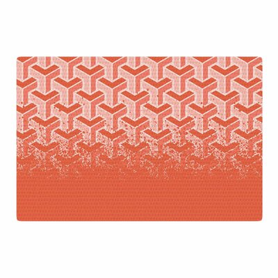 Just L No Yard Urban Coral/Pastel Area Rug Rug Size: 2 x 3