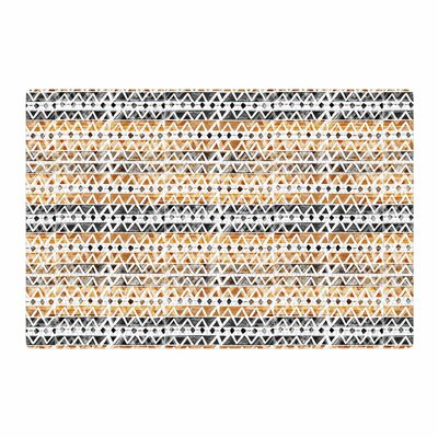 Li Zamperini Africa Tribal Brown Area Rug Rug Size: 4 x 6