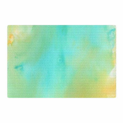 Li Zamperini Teal/Green Area Rug Rug Size: 4 x 6