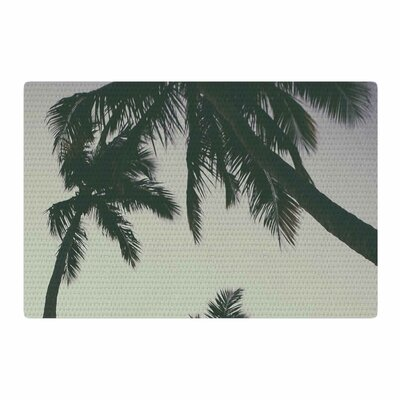 Mary Carol Fitzgerald Rise of Palms Photography Purple Area Rug Rug Size: 4 x 6