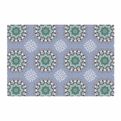 Nika Martinez Princess Green Area Rug Rug Size: 2 x 3