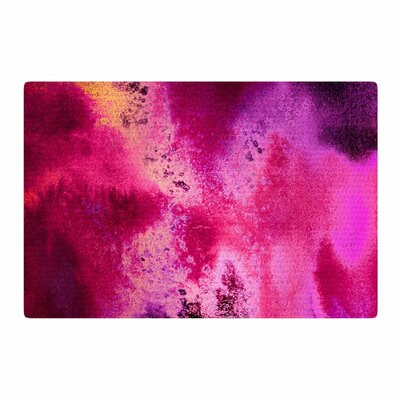 Nina May Rosewater Sun Pink/Purple Area Rug Rug Size: 4 x 6