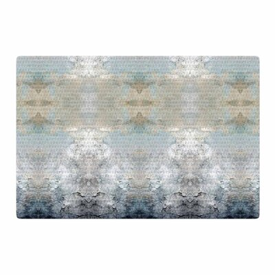 Pia Schneider Heavenly Bird III Pattern Blue Area Rug Rug Size: 4 x 6