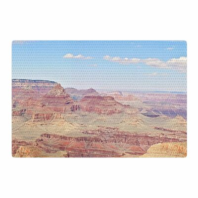 Sylvia Coomes Grand Canyon Panoramic Travel Nature Area Rug Rug Size: 4 x 6